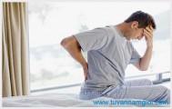 Dấu hiệu nhận biết bệnh sỏi tuyến tiền liệt Tphcm