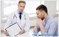 Kiểm tra tinh trùng vón cục trong suốt