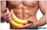 Mỗi ngày ăn hai quả chuối khắc phục xuất tinh sớm