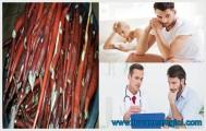 Tìm hiểu bài thuốc rễ cau chữa liệt dương