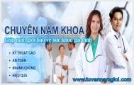Tìm địa chỉ phòng khám nam khoa HCM uy tín và chất lượng