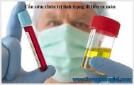 Tổng hợp thông tin cần nắm khi đi tiểu ra máu