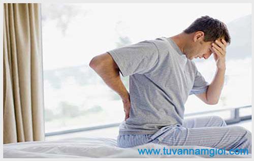 Dấu hiệu nhận biết bệnh sỏi tuyến tiền liệt