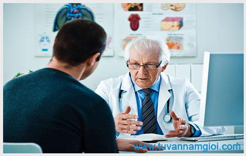 Bác sĩ chuyên khoa thận tiết niệu tphcm