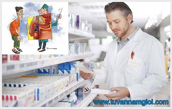 Thuốc chữa viêm tinh hoàn chỉ nên dùng khi có sự đồng ý của chuyên gia