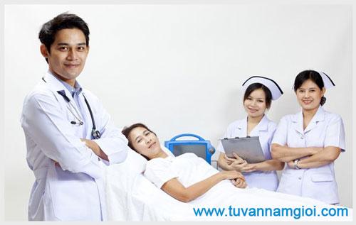 Bệnh viện mới thành lập ở tphcm