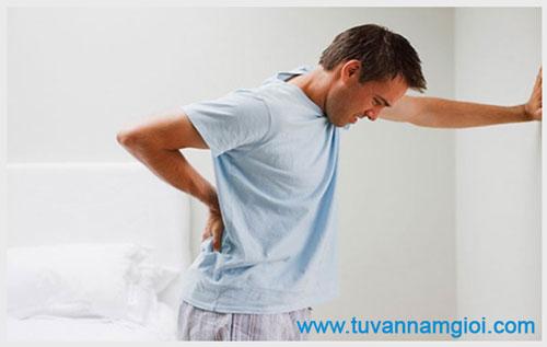 Các nguy hại của sỏi tuyến tiền liệt