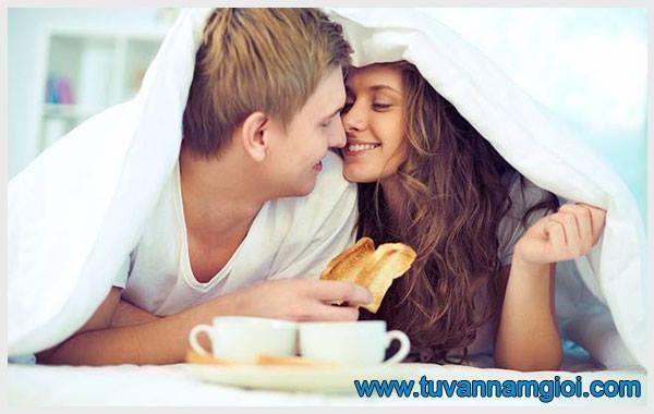 Quan hệ bằng tay giúp làm mới các cuộc yêu