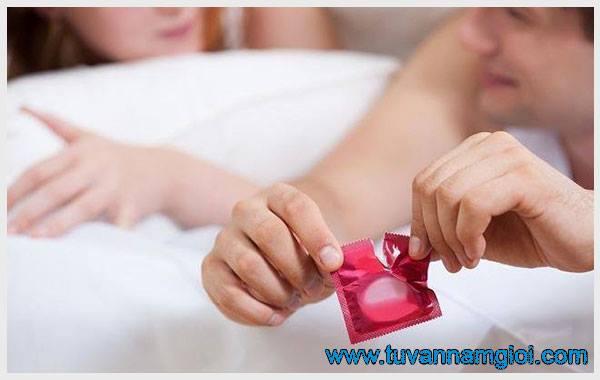 Quan hệ an toàn sẽ giúp giảm nguy cơ mang thai ngoài ý muốn