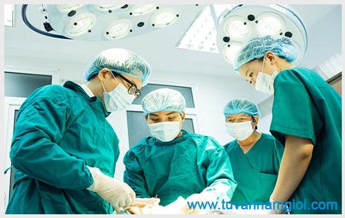 Cắt bao quy đầu ở bệnh viện nào Tphcm