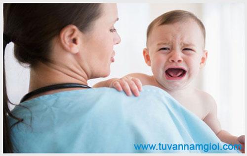 Khi nào nên nong bao quy đầu cho bé ?
