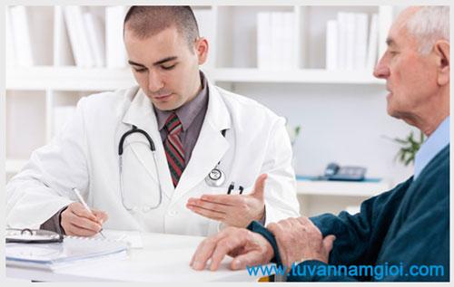 Nam giới bị đau khi tiểu khám ở đâu tphcm thì tốt nhất