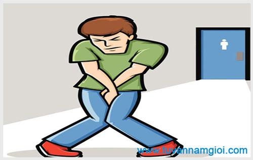 Nguyên nhân gây ra bệnh viêm bàng quang ở nam giới