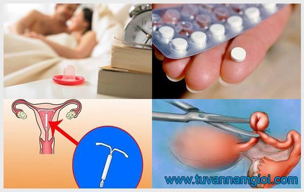 Thắt ống dẫn tinh là biện pháp tránh thai dành cho nam giới
