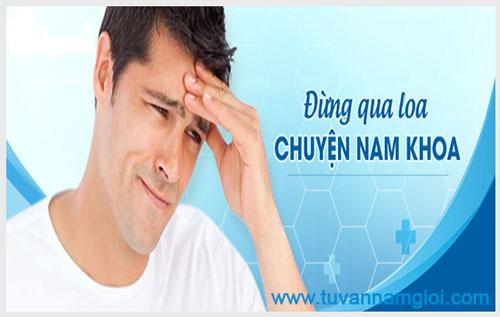 Phòng khám nam khoa chất lượng ở Gò Vấp bạn nên đến ?