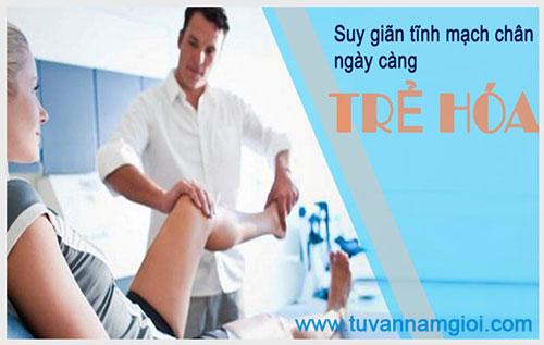Phòng khám tư ở Tphcm về giãn tĩnh mạch