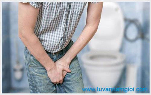 Phương pháp điều trị viêm bàng quang cấp tính ở nam giới