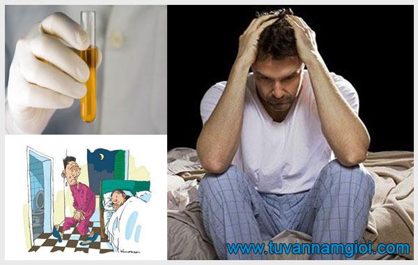 Tiểu nhiều lần báo hiệu nhiều bệnh nam, khoa và phụ khoa