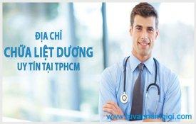 Địa chỉ chữa bệnh liệt dương uy tín tại TPHCM